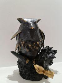 Booo by Maia Tabet contemporary artwork sculpture