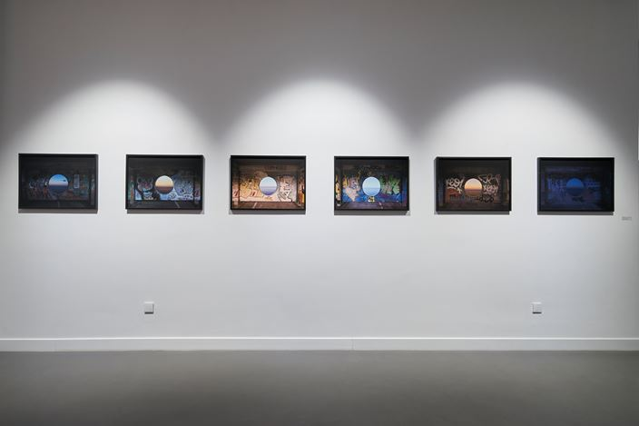 Exhibition view: Group exhibition, Terra, Gazelli Art House, Baku (23 November 2018–1 March 2019). Courtesy Gazelli Art House. Photo: © Adil Yusifov.