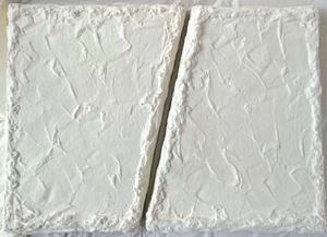 Pittura B by Pino Pinelli contemporary artwork