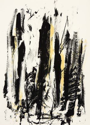 Trees by Joan Mitchell contemporary artwork