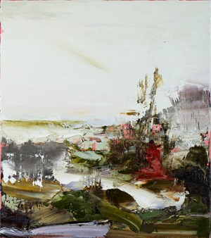 From where I stand - New light by Aaron Kinnane contemporary artwork