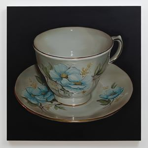 Teacup #5 by Robert Russell contemporary artwork