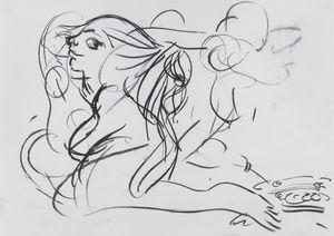 Huntresses' Braids by Sofia Mitsola contemporary artwork