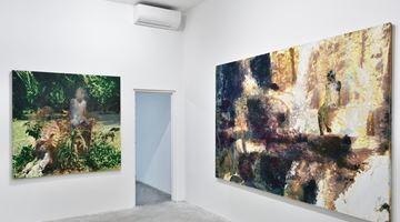 Contemporary art exhibition, Alexandre Lenoir, Alexandre Lenoir at Almine Rech, Rue de Turenne, Paris