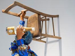 "Yinka Shonibare MBE (RA)<br><em>Dreaming Rich</em><br><span class=""oc-gallery"">Pearl Lam Galleries</span>"