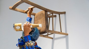 Contemporary art exhibition, Yinka Shonibare MBE (RA), Dreaming Rich at Pearl Lam Galleries, Hong Kong