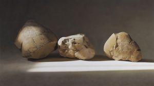 Three Stones 2 by Pan Yingguo contemporary artwork
