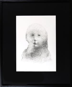 Ecce Puer, 1906 by Anja Ronacher contemporary artwork