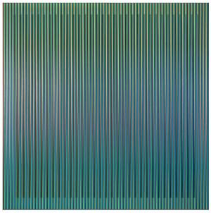 Physichromie 2575 by Carlos Cruz-Diez contemporary artwork