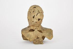 Shattered Head by Eduardo Paolozzi contemporary artwork