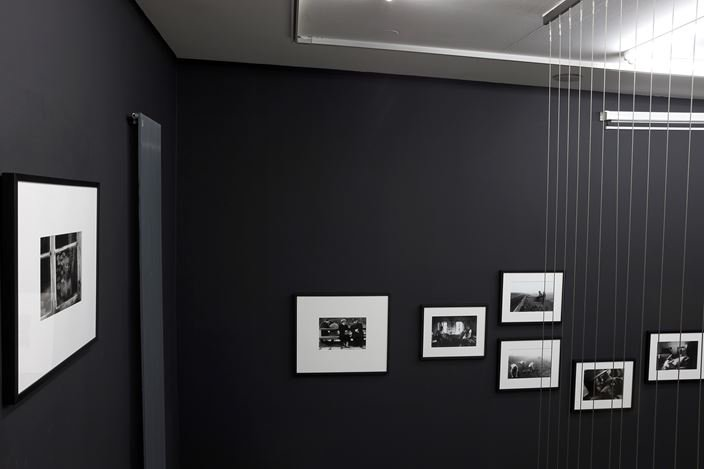 Exhibition view: Stojan Kerbler, Stojan Kerbler: Prešeren Award for Life Achievement, Galerija Fotografija, Ljubljana (1 July–29 August 2020). Courtesy Galerija Fotografija.