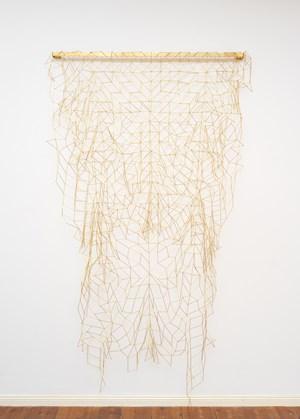 Anni #21 by Leonor Antunes contemporary artwork