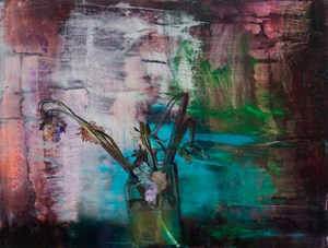 Hoax 18 by Justin Mortimer contemporary artwork
