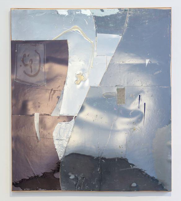 Reconstruction dunkle Spiegel by Rudolf Polanszky contemporary artwork