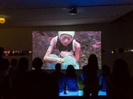 """""""Cold Nights"""" at UCCA: curators Boliang Shen and Zhanglun Dai"""