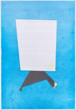 Blue 2 by Jiieh G Hur contemporary artwork