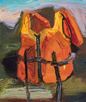 KhodayarAmini by Ben Quilty contemporary artwork painting