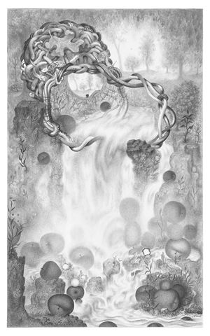 Basket by JOSHUA MARSH contemporary artwork
