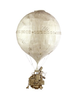 The Contraption by Daniel Agdag contemporary artwork