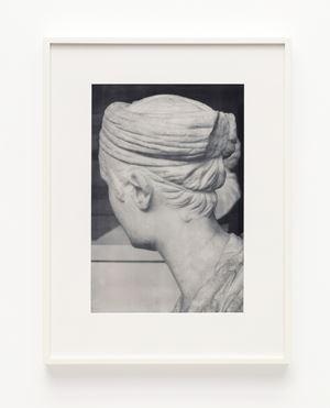 Portrait of Avidia Plautia by James Welling contemporary artwork