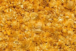 Under Heaven-Gold-0102MQ1809 by XU ZHEN® contemporary artwork