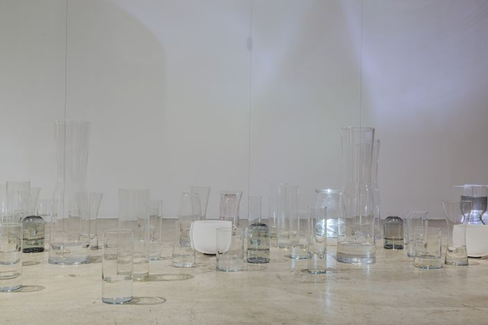 Exhibition view: Suzann Victors, Of Waters, STPI Gallery, Singapore (25 April–9 May 2021). Courtesy STPI.