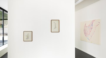 Contemporary art exhibition, Group Exhibition, Jitto at Anne Mosseri-Marlio Galerie, Basel