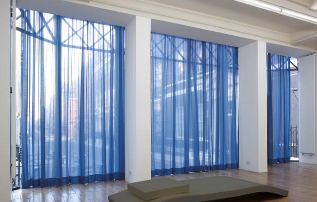 Untitled (curtain, case) by Thea Djordjadze contemporary artwork