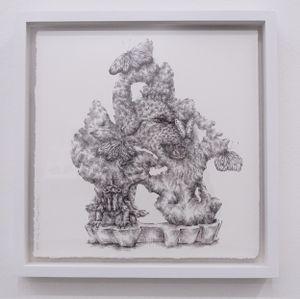 Viewing Stone #2 by JooLee Kang contemporary artwork