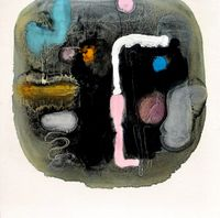 Mage's (Tray) by Marie Le Lievre contemporary artwork painting, works on paper, drawing