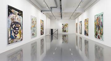 Contemporary art exhibition, Helen Johnson, Agency at Pilar Corrias, London