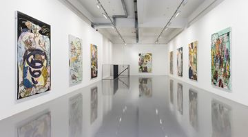 Contemporary art exhibition, Helen Johnson, Agency at Pilar Corrias, Eastcastle Street, London