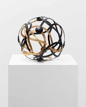 The Orb for Connected Souls by Pablo Reinoso contemporary artwork