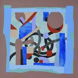 Denys Watkins contemporary artist
