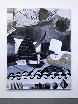 Razzle Dazzle by Alice Browne contemporary artwork