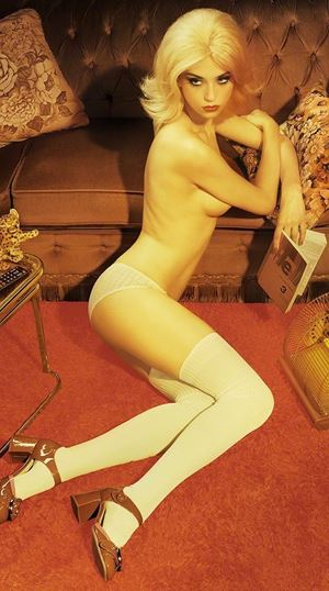 Hell... It's Only Forever (after Miller) by Miles Aldridge contemporary artwork