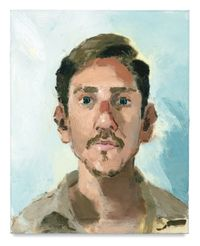 Rene by John Sonsini contemporary artwork painting