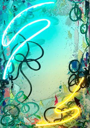 Reflections 1 by Sean Crim contemporary artwork