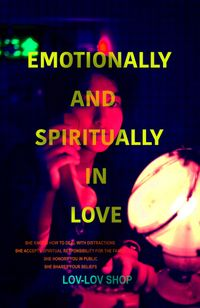 Emotionally And Spiritually In Love by Lin Jingjing contemporary artwork print