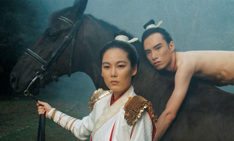 Su Hui-Yu, The Glamorous Boys of Tang (Qiu Gang-Jian, 1985) (2018). Courtesy Para Site, Hong Kong.