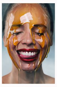 Sweet Motion by Mike Dargas contemporary artwork painting
