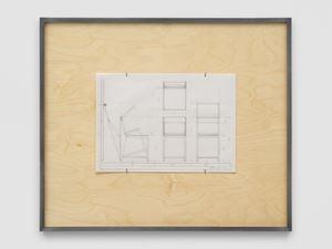 NLF / CH02 by Martin Boyce contemporary artwork
