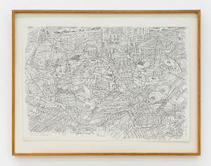 (para você) Ver de onde ele está by Milton Machado contemporary artwork