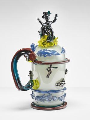 Humpen by Bernard Heesen contemporary artwork