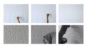 Fingerprints Behavioural Video 2007.10 by Zhang Yu contemporary artwork