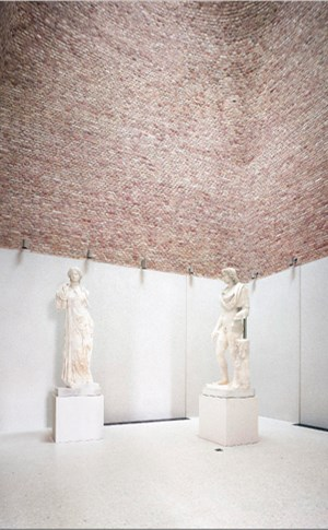 Neues Museum Berlin by Candida Höfer contemporary artwork