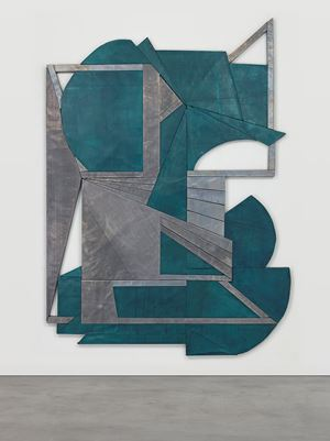 Untitled (Green) by Wyatt Kahn contemporary artwork