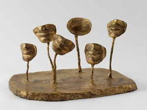 Bouches en Marche by Alina Szapocznikow contemporary artwork