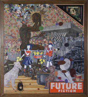 Future Fiction by Kawayan de Guia contemporary artwork