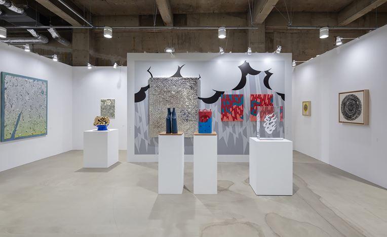 KOSAKU KANECHIKA, artTNZ (18–21 September 2020). Courtesy KOSAKU KANECHIKA, Tokyo.